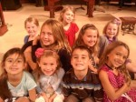 Kids set to sing this Sunday at Presbyterian Church.