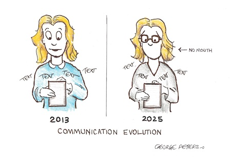 cartoon communication evolution3