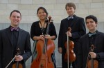 The Calidore Quartet performs Saturday, Feb. 9 as part of the Laguna Beach Music Festival's salute to South American music.