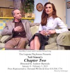 "Andrew Barnicle returns to Laguna Playhouse to direct Neil Simon's ""Chapter Two,"" opening on Saturday, Jan. 12."