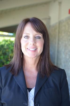 Principal Jenny Salberg
