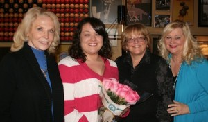 From left, Sandy Vetter, Teresa Rodriguez, Mary Sausen and Nancy Lindsay.