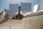 Disney Hall, featured in the 2006 Sony Pictures film.