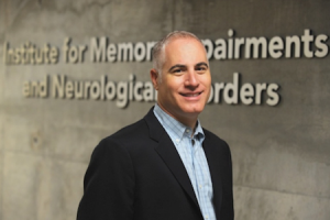 Dr. Frank LaFerla, director of UCI MIND Institute