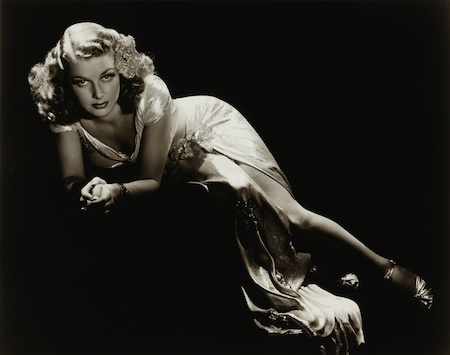 Summoning golden era glamour to black and white images, Laguna portraitist George Hurrell became the go-to celebrity photographer, sought out by actress Ann Sheridan.