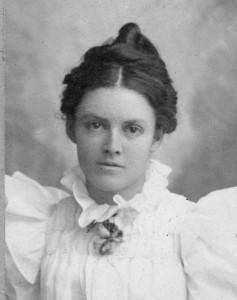 Clara Mason Fox, an unheralded Laguna artist.