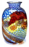 A Mission Viejo retiree struck pay dirt at the museum's Bonhams event when her aunt's bauble turned out to be a rare Ercole Barovier mosaic glass vase that fetched $140,000 at auction.