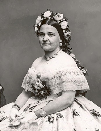 1.2 lincoln Mary_Todd_Lincoln_c_1860_Lincolns_Birthday