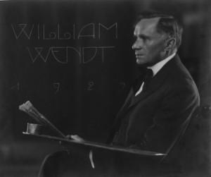 Painter William Wendt
