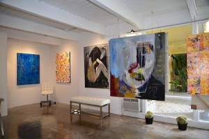 Another contemporary gallery opens shop.