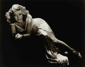 Laguna portraitist George Hurrell became the go-to celebrity photographer, sought out by actress Ann Sheridan.