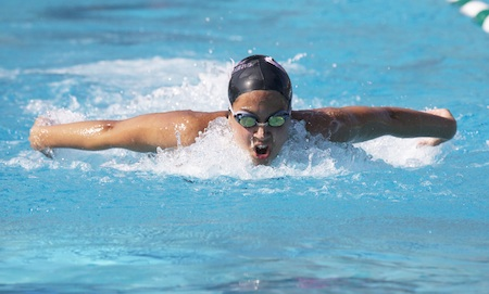 Junior Lila Vera will lead a girls' team that finished third in CIF last season.