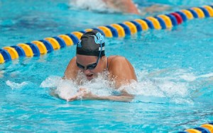 UCLA senior Andrea Reigel. Photo courtesy of UCLA Sports Information