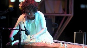 June Kuramoto will play the 13-stringed koto in a fundraising performance at Laguna Playhouse.