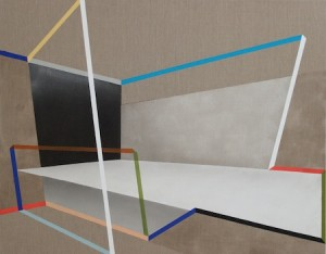 """Svobodová's """"Parasited Composition"""" seen at CES Contemporary"""