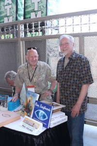 Laguna Beach surf authors Craig Lockwood, left; with Paul Holmes.