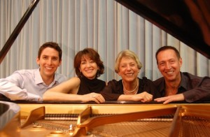 The Sodalis Quartet performs Sunday, May 19, in a benefit concert.
