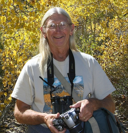 Laguna resident and photographer Allan Schoenherr