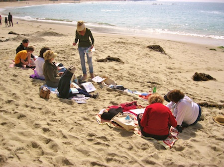LOCA is offering a tidepool tour and art class on Sunday, May 19.