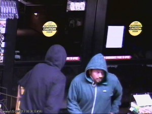 Suspects in the Ganahl break-in.