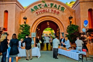 Tivoli Too hosts the realtors Taste for Charity event.