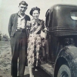 Stanley and Lillian Lloyd in the '30s