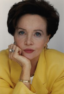 Actress-dancer Leslie Caron will headline a Playhouse production in December.