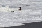 Craig Brashier's photos of a rescue on Aliso Beach on Saturday, May 25.