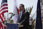 The Memorial Day tribute featured Assemblyman Alan Mansour