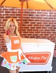 Modern Pop founder Julie Podolec expects healthy popsicles will appeal to summer crowds.