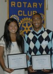 Rotary Honors Scholar Athletes