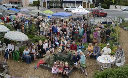 Garden friends and supporters plan a night of revelry beginning at 6 p.m. at Laguna Nursery on Friday, June 7, fun, music, food and a silent auction benefiting the South Laguna Community Garden. Reservations are $75 per person can be made here online.