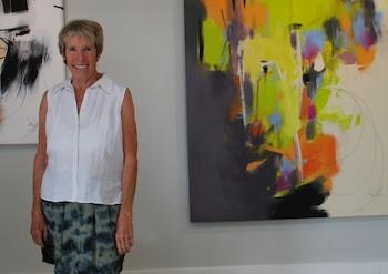 Sue Osborne and her new venture.