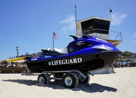 3 lifeguard  Watercraft