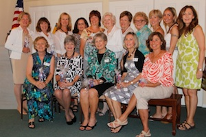 Assistance League's newly elected board.