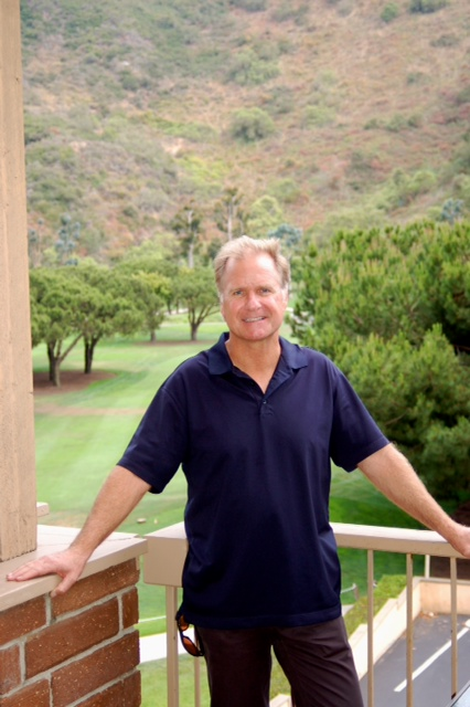 Aliso Creek Inn principal Mark Christy lays plans to start improvements on the aging property.