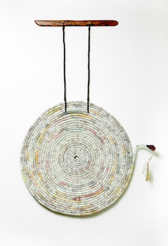 """Mandala,"" by Mariana Nelson, is an example from the show."