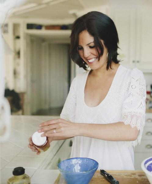 Cookbook author Sara Forte