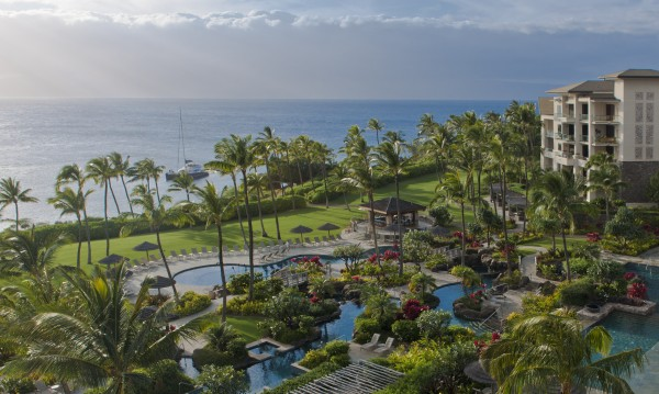 Residences at Kapalua Bay- Marketing Photography