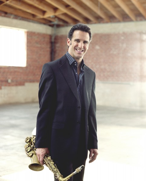 Saxophonist Eric Marienthal.