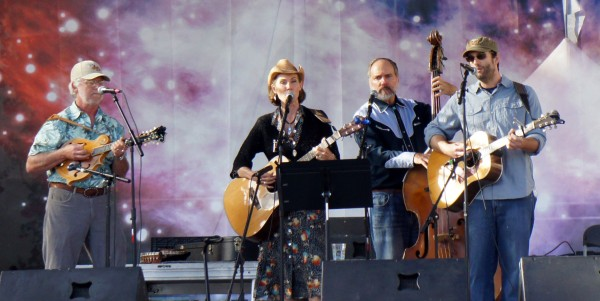 Bluegrass performers Prairie Sky arrive in Laguna Beach next month.