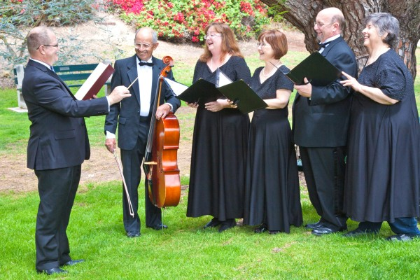 Chorale members perform next week in Laguna Beach.