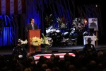 Laguna Officer Eulogized With Mirth and Respect