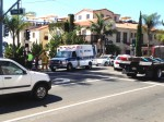 Pedestrian Injured in Laguna Collision