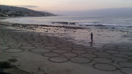 1 art and nature 1 Main Beach Land Art Project_Jim Denevan