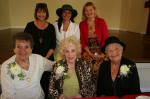 High Tea Toasts Women of Distinction