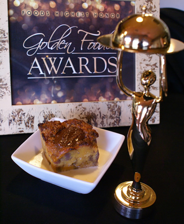 The award-winning Maro Grill dessert