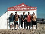 Scholastic Surf Series Underway