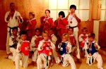 Youngsters Spar in Competition
