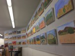 Student Art on Display at Library